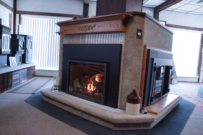 Fireplace Showroom | Duncansville, PA | J&O Fireplaces